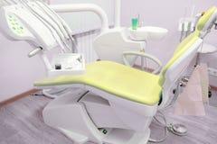 Image of a dental clinic interior Royalty Free Stock Photos