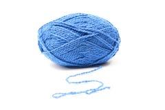 Image des boules de laine colorées Photos libres de droits