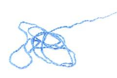 Image des boules de laine colorées Photographie stock libre de droits