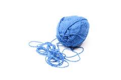 Image des boules de laine colorées Photo libre de droits