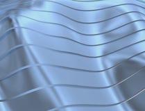 IMAGE DES COURBES ET DES LIGNES AU-DESSUS DE LA COULEUR BLEUÂTRE ET TRANSPARENTE DOUCE illustration de vecteur