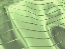 IMAGE DES COURBES ET DES LIGNES AU-DESSUS DE LA COULEUR DOUCE ET TRANSPARENTE VERTE illustration libre de droits