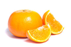 Image des fruits oranges Images libres de droits