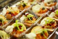 Image des nourritures de doigt photographie stock