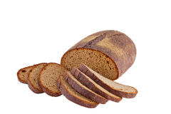 Image of dietary loaf of rye bread Stock Photography