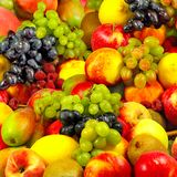 Image of different fruits Royalty Free Stock Image
