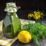 Image with dill. Stock Photos