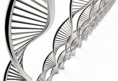 Image of DNA strand Stock Photography