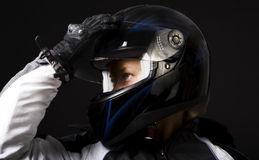 Image of driver Royalty Free Stock Images