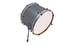 The image of a drum Royalty Free Stock Photos