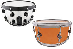The image of a drum Royalty Free Stock Images