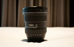 Image of a DSLR camera lens Royalty Free Stock Image
