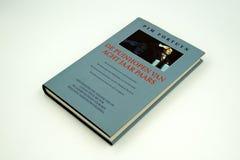 Image of Dutch political pamphlet `De puinhopen van acht jaar paars`, by Pim Fortuyn. Amsterdam, the Netherlands - November 24, 2018: Image of Dutch political stock photos