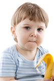 Image of eat boy Royalty Free Stock Photography