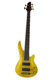 The image of electric guitar Stock Images