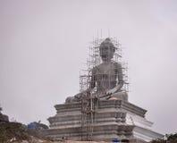 Image en construction de Bouddha Photographie stock