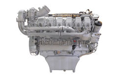 The image of an engine Royalty Free Stock Photography