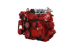 The image of an engine Royalty Free Stock Images