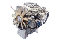 Image of an engine Royalty Free Stock Photo