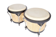 The image of ethnic african drum Stock Image