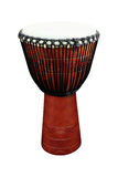 Image of ethnic african drum Stock Images
