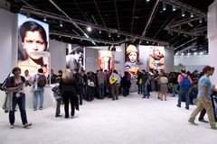 Image exhibition by Sigma, Photokina 2012 Stock Photos