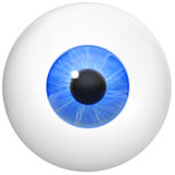 Image of eye ball Stock Image