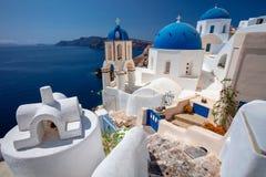 Oia, Santorini, Greece. Stock Photography