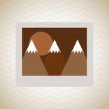 Image file design. Illustration eps10 graphic Royalty Free Stock Images