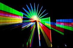 Image of fluorescence lighting Royalty Free Stock Image