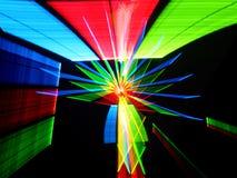 Image of fluorescence lighting Royalty Free Stock Photo