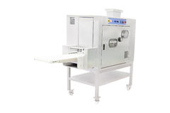 Image of a food industry equipment Royalty Free Stock Image