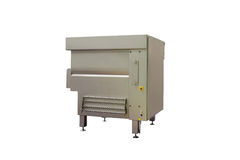 Image of a food industry equipment Stock Photo