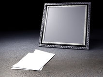 Image frame Stock Image
