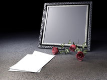 Image frame Stock Images
