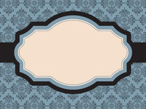 Polka Dot Frame Set Royalty Free Stock Photography