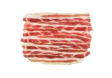 Image of fresh bacon Royalty Free Stock Photos