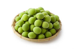 An image of Fruit of plum Stock Image
