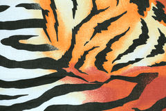 Image fur  tiger as background Royalty Free Stock Photos