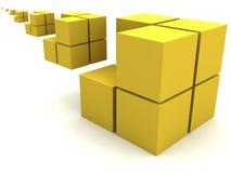 Image géométrique Images libres de droits