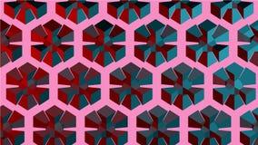 Image géométrique de fond Image libre de droits