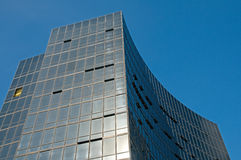 Image of the glass building Royalty Free Stock Photos