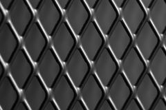 Background Grating. Image of the grating on the side of a desk organizer (macro shot Royalty Free Stock Image