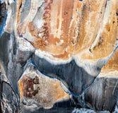 Image gray stone Stock Image