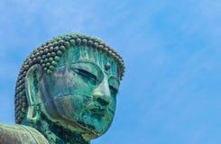 Image of Great Buddha bronze statue in Kamakura, Kotokuin Temple Stock Photography