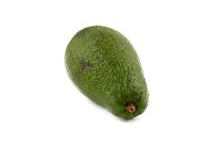 Image of green ripen avocado Stock Photos