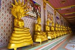 Image of group Buddha Royalty Free Stock Image