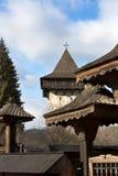 Image of Gura Humorului Monastery,Moldavia,Romania Royalty Free Stock Images