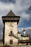 Image of Gura Humorului Monastery,Moldavia,Romania Royalty Free Stock Photo