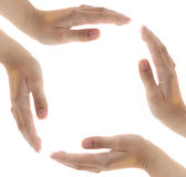 Image of hands Stock Photos